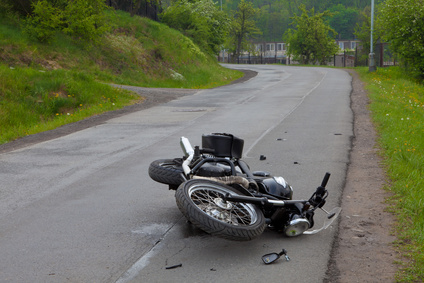motorbike accident from motorcycle safety recalls
